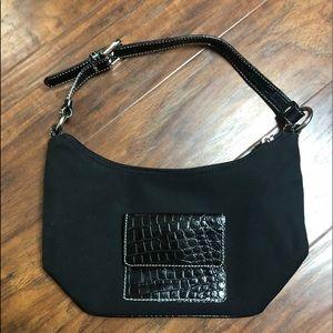 Talbot's black Handbag